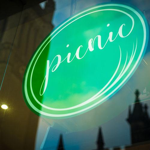 Picnic Cafe Ingram Street
