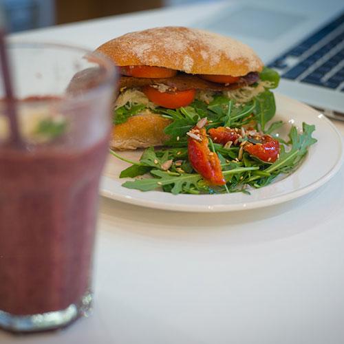 Picnic Cafe Food